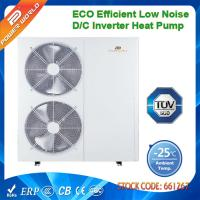 China 21.5kw Low Temperature Compact DC Inverter Air Source Heater Pump to Chill or Warm Indoor and Hot Water on sale