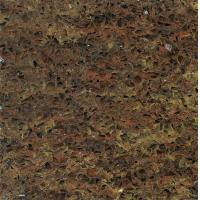 Best Golden Autumn Quartz Stone Countertop , Laminate Artifical quartz kitchen worktops wholesale