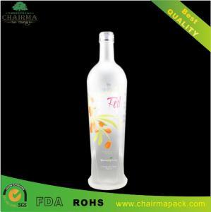Best Frost Glass Bottle for Vodka,Whiskey,etc wholesale