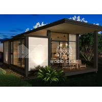 Best Anticorrosive Sustainable Prefab Homes With Well Sound Insulation Ability wholesale