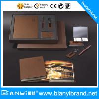 Best New design corporate office stationery gift set wholesale