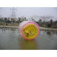Buy cheap 2.7m Inflatable Bubble Rollers Water Balls Anti - Leakage Equipped With Repair from wholesalers