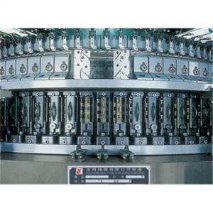 China Jacquard Double Jersey In 2 Way Technology Knitting MachineKnitting Machine on sale