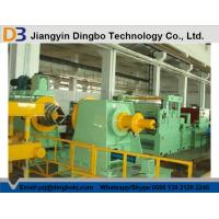 Best DBCTL -2x850  Steel Slitting Line , Cut To Length Machine Big Production Capacity wholesale