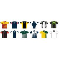 China Man Polo Shirt Coolmax Fabric Italy Ink Sublimation Sportswear Polyester-based wholesale