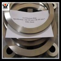 China Titanium And Titanium Alloy Ring Shape Ring, Different Neck Ring on sale