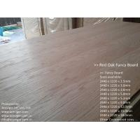 Best Red Oak Fancy Plywood 1220 x 2440mm wholesale