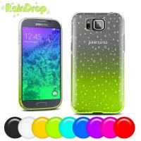 Shock resistant Soft plastic Samsung Galaxy alpha protective case back covers