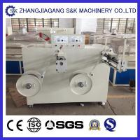 China Professional PE Pipe Coiling Machine Wiring 40m / Min Air Operated on sale