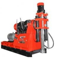 Cheap 150m Soil Test Drilling Machine Geotechnical Drill Rig With Mud Pump for sale