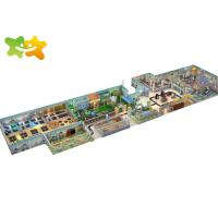 China Customer Size Kids Indoor Playground Equipment For Amusement Park on sale