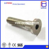 Best China Manufacturer custom made stainless steel stud bolt wholesale
