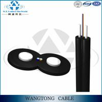 Best FTTH indoor & outdoor 2 core fiber optical cable GJYXFCH price per meter wholesale