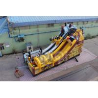 Best QIQI Pirate Kingdom Playground Inflatables slide for kids wholesale