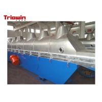 China 20~260kg/H  Vibro Fluid Bed Dryer Machine With Granulate Function 220/380V on sale