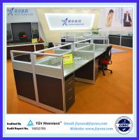 China X5 Glass Office Partitions with Economic Design/Office Workstations on sale