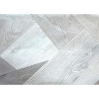 China Parquet light greyish printed vinyl film for floor printed layer one year guaranteed on sale
