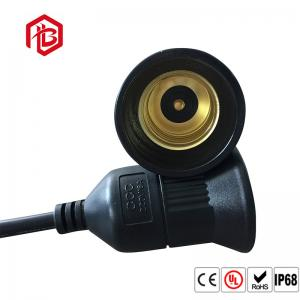 China Rubber Power Cord Low Temperature IP67 IP68 ROHS E27 Lamp Holder on sale