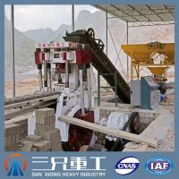China Sand Lime Cement Baking-free Brick Making Machine Factory on sale