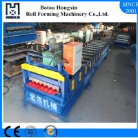 Best Color Corrugated Sheet Making Machine, Building Corrugated Roll Forming Machine wholesale