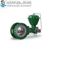 China Fisher A31D Double-Flange Butterfly Valve on sale