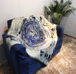 China 3D Wolf Pattern Flannel Fleece Blanket Digital Printing No Fade 150cm*200cm on sale