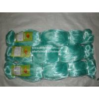 Buy cheap Cheapest Nylon Fishing Net 0.25mm-55mmsq-75MD, (red de pesca) 3USD/Kg. from wholesalers