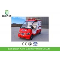 China Electric Fire Fighting Vehicle With 500L Tanker High Flow Battery Operated on sale