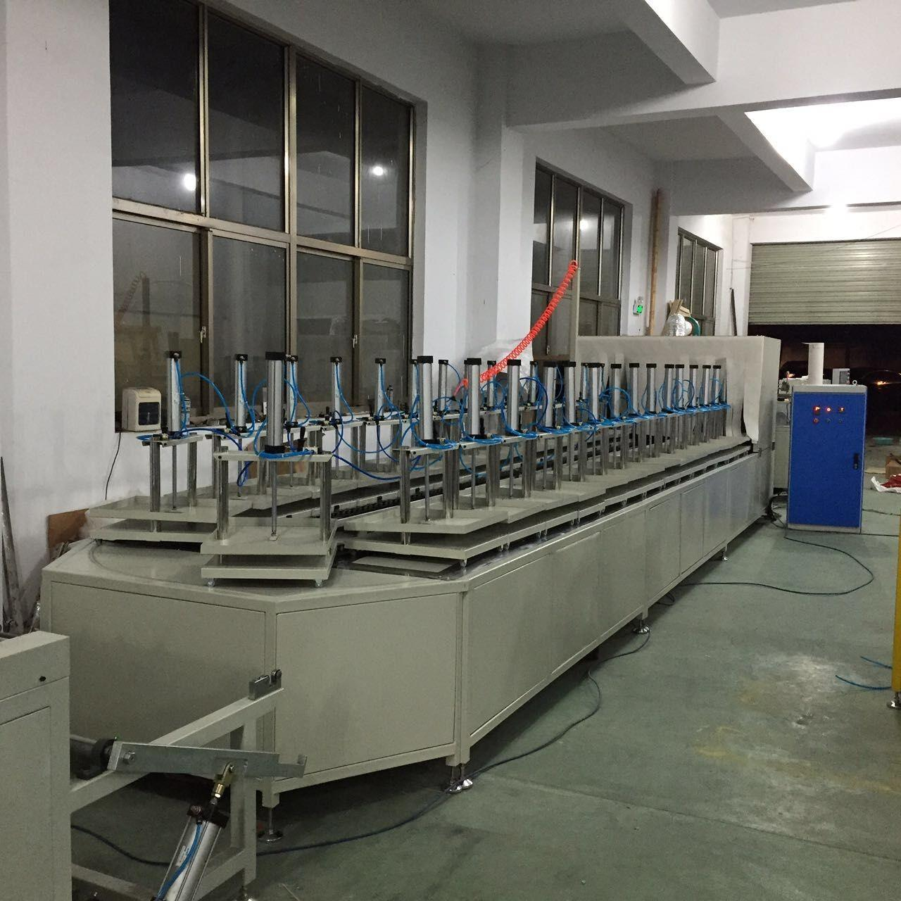 Best Auto 36 Stations Air Filter Making Machine for HDAF Turntable Curing Worktable wholesale