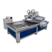 Best 3.0kw Double Spindles Multi Head CNC Router Vertical For Wood Processing Low Maintenance wholesale