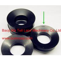 Best BOMCO Triplex mud pump piston rubber Dia 150 160 170 180 HNBR material from Baojie city wholesale