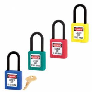 China keyed alike padlock sets Aluminum Padlock , Safety Lockout Xenoy Padlock free market united states on sale