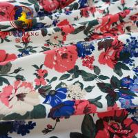 Best Flower Design Printed Knitted Sofa Fabric Velvet Wholesale wholesale