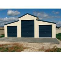 Best Anti Seismic Steel Barn Structures Kits With Three Rolling Door Sandwich Panel wholesale