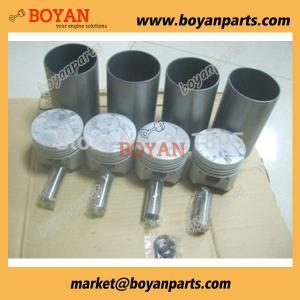 Kubota V2203 V2403 Piston Liner Kit,Piston and Piston Ring Set,Cylinder Liner Kit