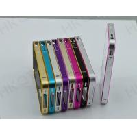 Cheap wholesale mobile phone aluminum case for iphone for sale