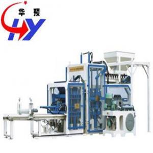 China Machine for Make Bricks (HY-QT8-15) on sale