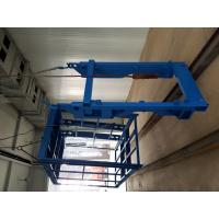 Buy cheap Gear Roller For Industrial Elevators And Lifts With Triangular Mast And CE product