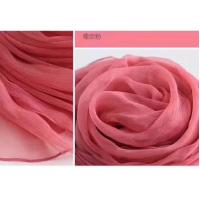 China 75D Woven polyester dyed wholesale crinkle chiffon fabric high quality new fashion softshell polyester georgette on sale