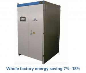 China Sewage Treatment Plant 315kva 110V 18% Intelligent Power Saving System on sale