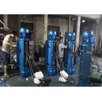 China 220/230v Electric Crane Hoist long service life With Heavy Duty Weighted Lift Hook on sale