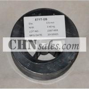 E71T-GS FLUX CORE WELDING WIRE .030 1LB ( 0.45kg)