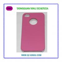 Best Hot!!!Wholesale factory price high quality pc case for apple iphone4 mobile phone protective case wholesale