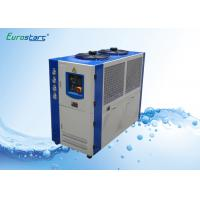 Anti Corrosion Coated HVAC Commercial Water Chiller Microelectronics Control