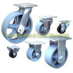 Best Gray Iron Caster Wheels Castors/ Semi-Steel Caster / wholesale