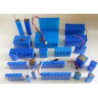 China 3.7V 7.4V 11.1V 12V 14.8V 3Ah 6Ah 8Ah 10Ah 12Ah 15Ah 20Ah rechargeable battery with PCB on sale