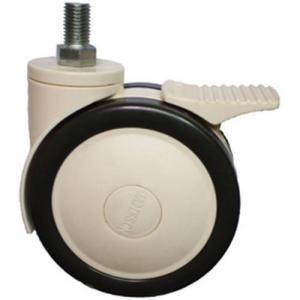 "Best 4""medical pu wheel caster wholesale"