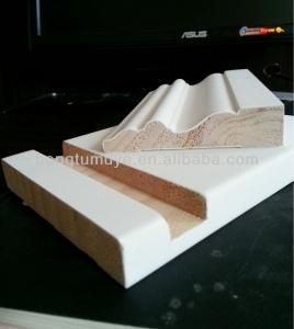 Best Factory sales home decorative door jamb pu moulding wholesale