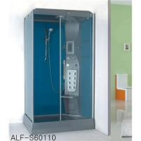 China Steam shower room with rectangle tray ALF-S60110 on sale
