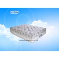 Best Euro Top Design Pocket Spring Compressed Memory Foam Mattress Non-toxic and Tasteless wholesale
